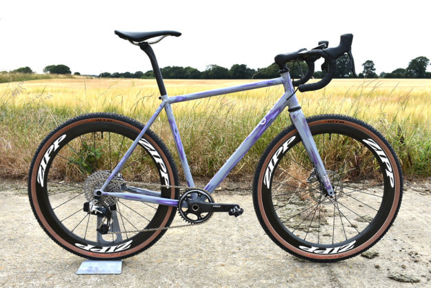 Primed And Ready: August Bicycles Grinduro Gravel Bike