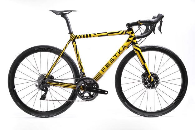 Dare To Dream: Festka Spectre TdF Edition