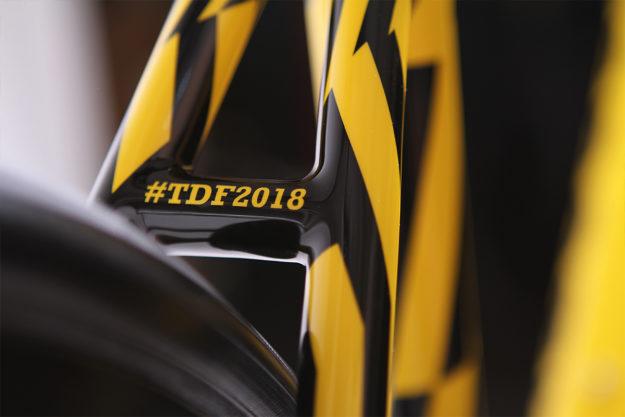 Dare To Dream: Festka Spectre TdF Edition