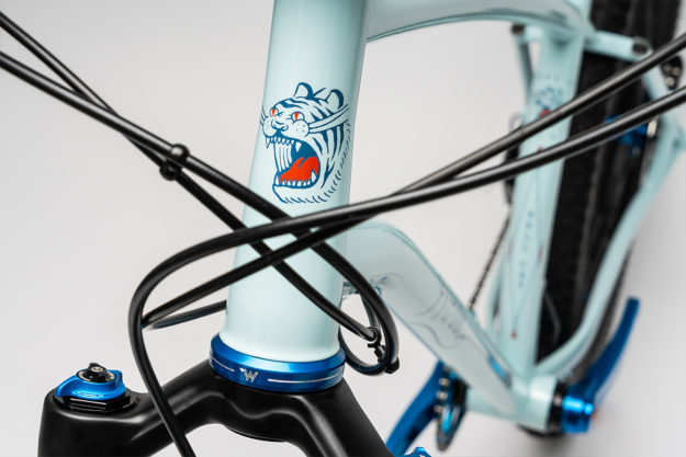 Who Let The Cats Out: Horse Cycles Hellcat