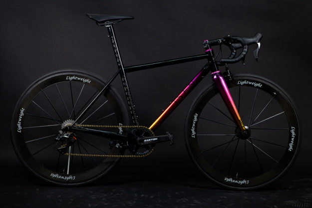 Black Hole Sun: Isen Workshop R3 Road Bike