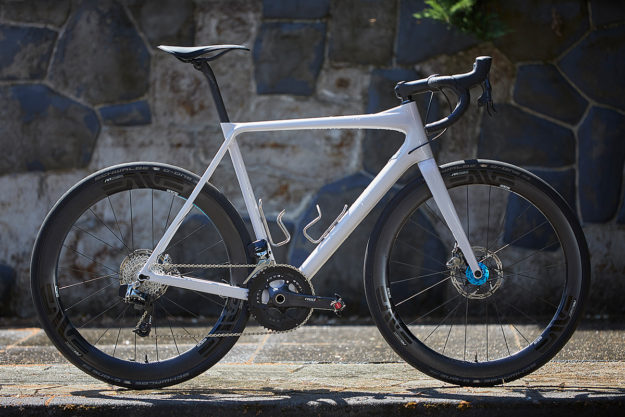 Portland Reigns: Bicycle Crumbs' Allied Alfa Disc All-Road