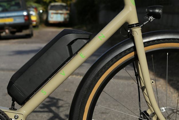 E's Are Good: The Swift eBike By Sven Cycles