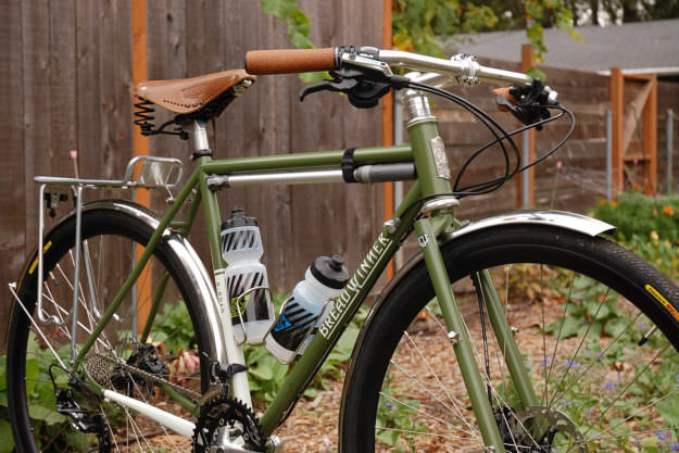 Well Strung: Dustin's Breadwinner Cycles B-Road Prototype