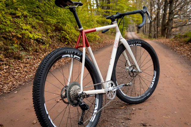 Gluteus To The Maximus: Horse Cycles Gravel+ For ENVE