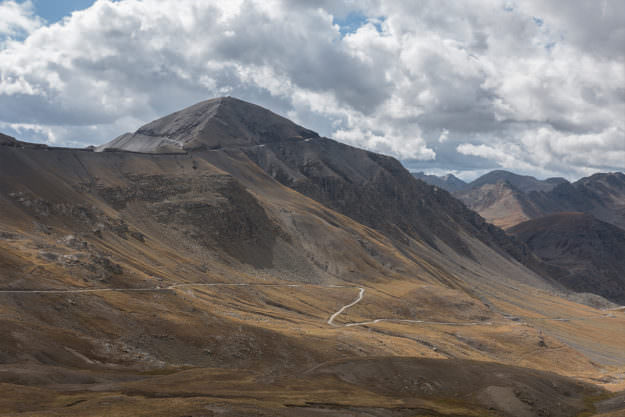 Every Path You Know: Stubble and Steel on Mountains High