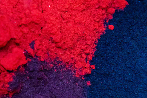 Colour Crush: Cafe Du Cycliste Madeleine Tie & Dye