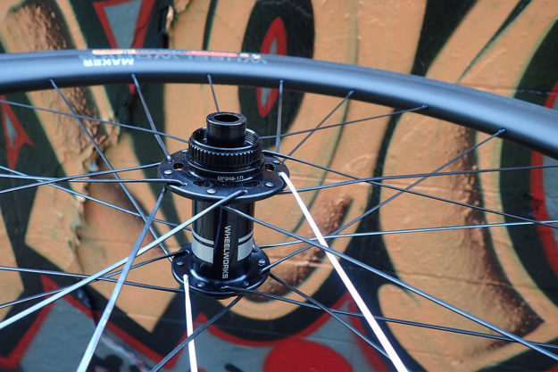 Fat Laced: Wheelworks Maker AR 35 Disc Wheelset Review