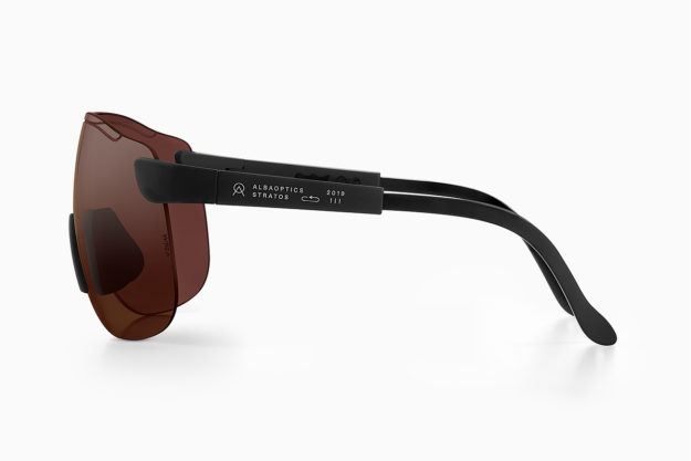 Alba Optics Don't Make You Faster: New Stratos Collection