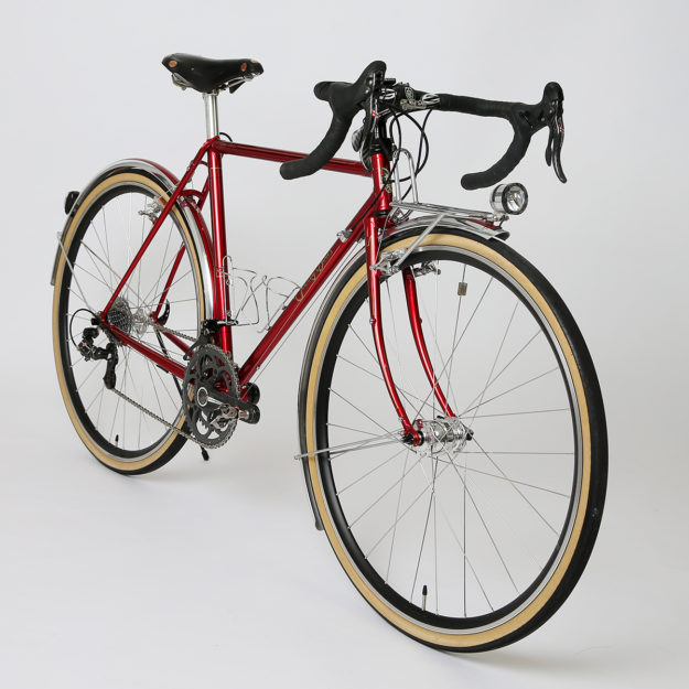 Iowa's On The Prize: Jeff Bock's Light Randonneur