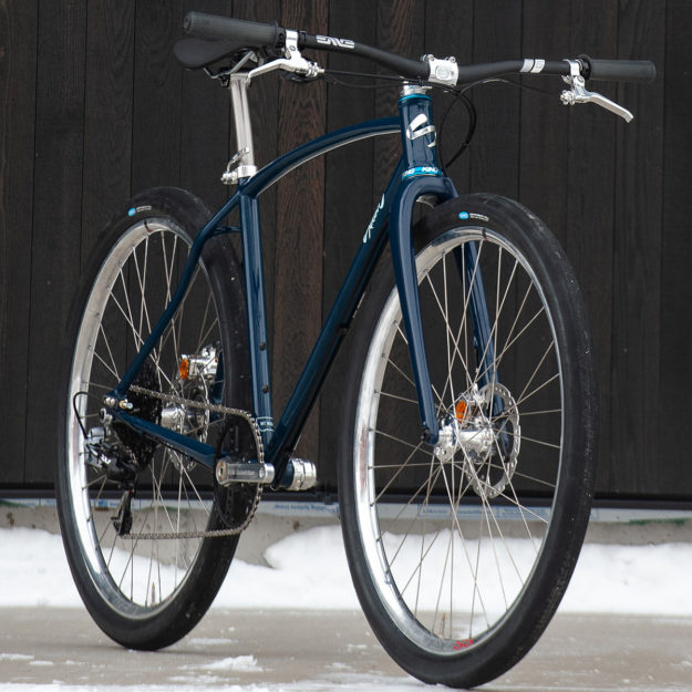 8th And Forty Deuce: Dan's Sklar Bikes Highbrow Downtownie