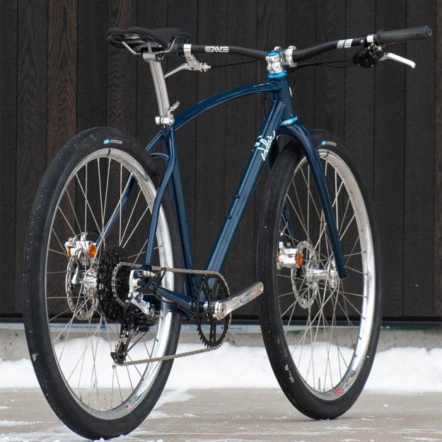 8th And Forty Deuce: Dan's Sklar Bikes Highbrow Downtownie