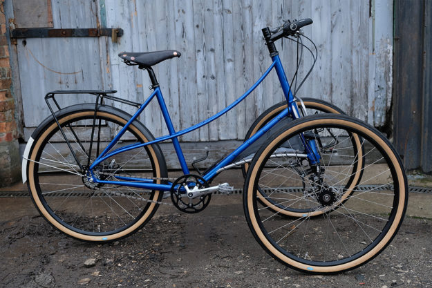 Dial Triple O: Sven Cycles' Newton Trike