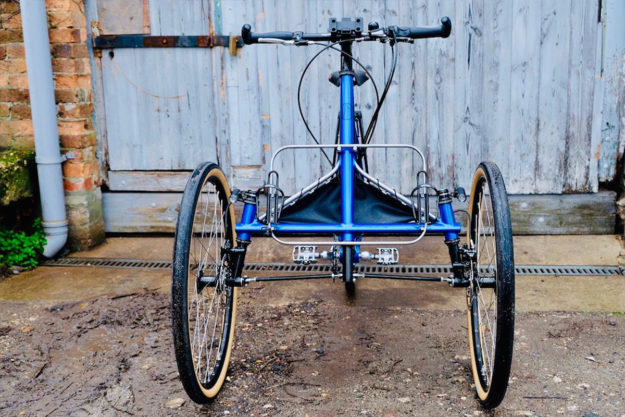 Dial Triple O: Sven Cycles' Newton Trike