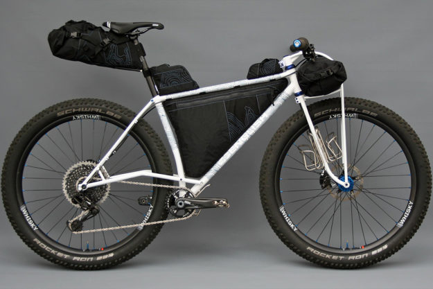 To The Nth Degree: English Cycles Bikepacking Rig