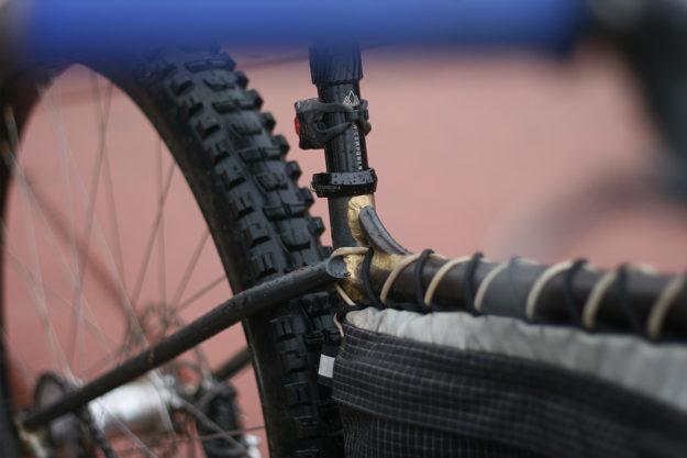 Twelve Parsec Runner: Cjell's Own Moné Bikes La Roca