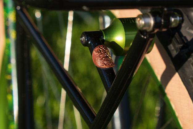 Hopping Rad: Paul Components Sierra Klunker