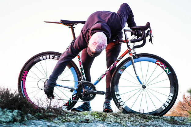 My Wild Love x Ass-Savers For Eroica South Africa