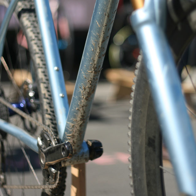 Hold On To Your Horns: Speedvagen MTB Prototype