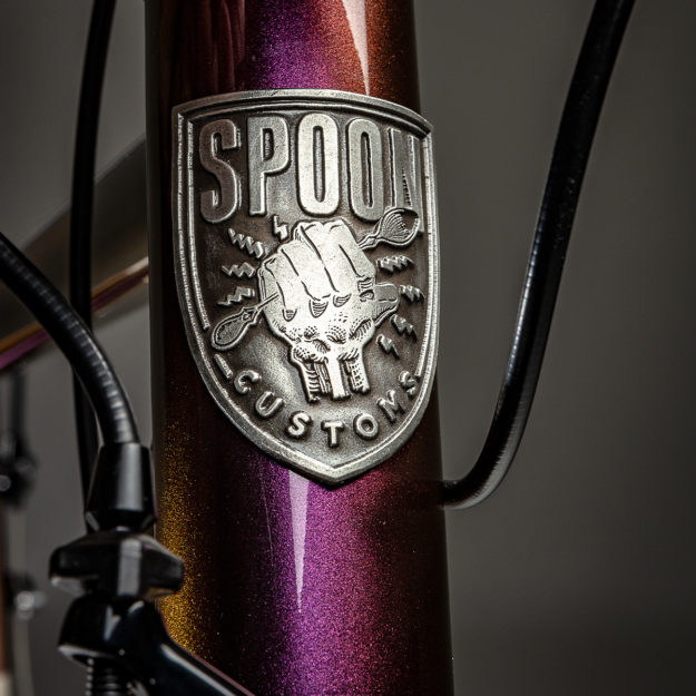 Ultra-Modern Classic: Mick's Spoon Customs Izoard RR