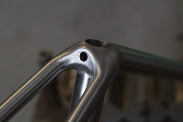 Leafed Right: Quirk Cycles Bespoked Bristol Teaser