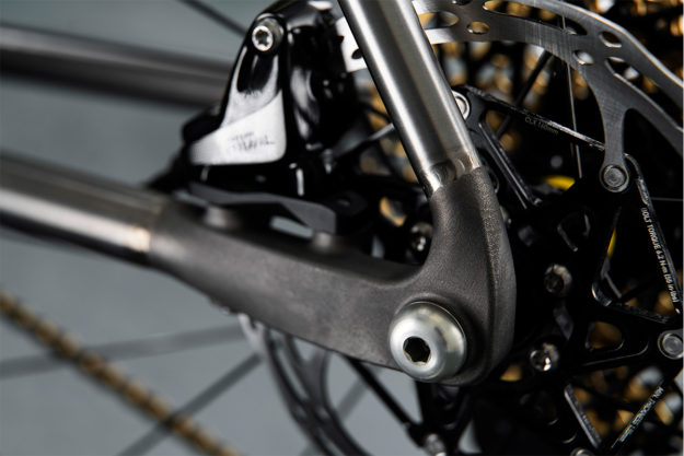 Ti'd Upwards and Onwards: Sturdy Cycles XC Hardtail