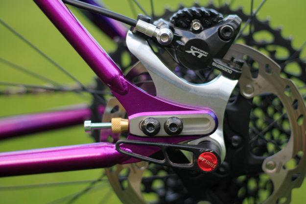 Fantastic Beast: Eric's Myth Cycles Custom 29er Hardtail