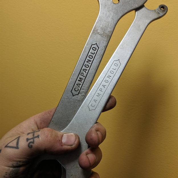 The Bleeding Edge: Winter Cutlery Campagnolo Wrench Knives