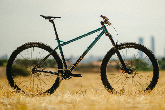 Mad Ride: Rizzo Cycles SSMTB