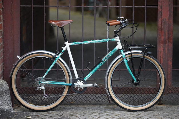 Gets From A To Berlin: Longus MTB Commuter
