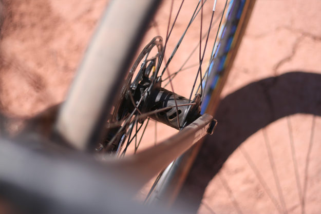 Delicate Arcs: Charlie's Blaze Bicycles Un-Road Bike