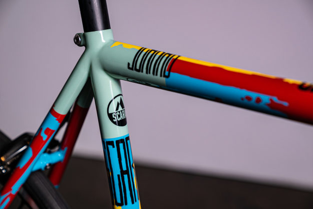 Racing Arts: Scarab Cycles Rauch Santa Rosa