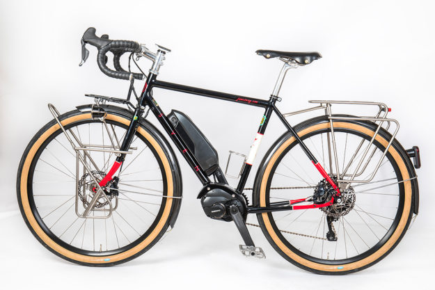 Champagne Electric: Sven Cycles Classic eTourer
