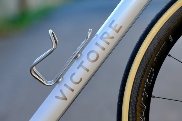 One Hundred White Doves: Victoire Cycles Cento Road