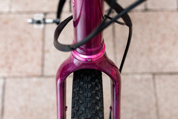Devils And Dust: Circle Custom 'The Boss' Drop Bar 29er