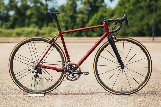 La Rioja Red: RS Cycles Gaslight
