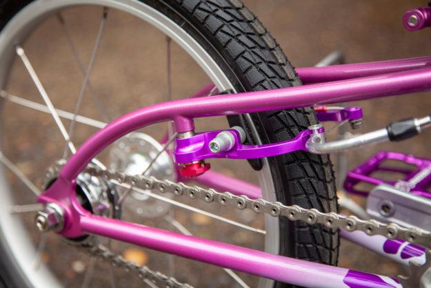 Mathilda's Giraffe By The Bland Bicycle