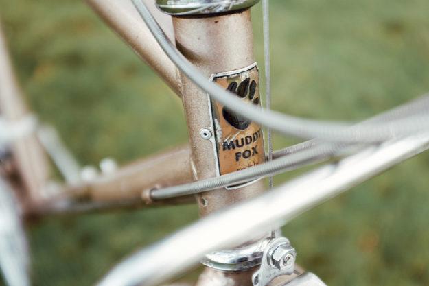 Sixteen Pointer: Muddy Fox 'The Monarch' By Isambard Cycles