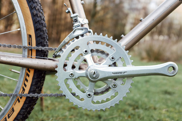 Sixteen Pointer: Muddy Fox 'The Monarch' By Isambard Cycles
