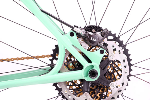 The Catfish's Whiskers: Northern Frameworks 650b MTB