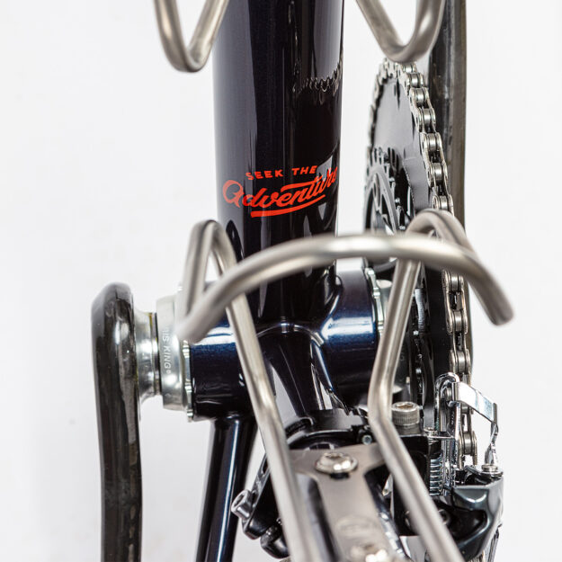 Light Speed Lovejoy: Garry's Spoon Customs Retro Roadie