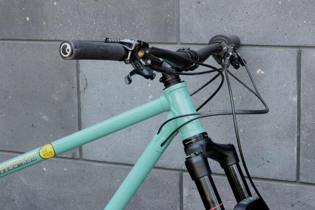 Sound Investment: Hollad-Rad Pinion 29er MTB
