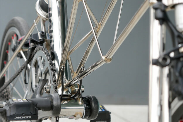 Shine On You Crazy Diamond: Romano's Moulton Speed