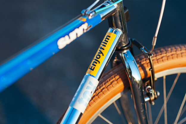 A New Dawn: Thierry's Sunn TOX MTBMX