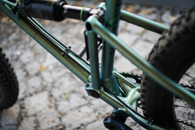 Bike Czech: Switchcraft Cycles Full Sus MTB