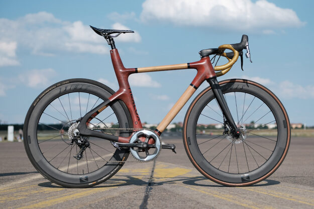 The Grass Is Greener: Ozon Cyclery's DIY Bamboo Bicycle Kit