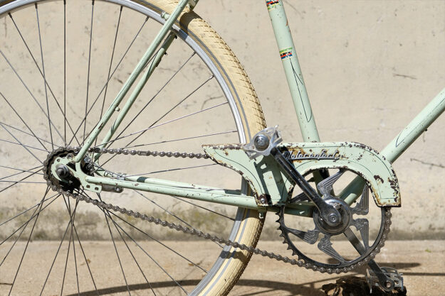 The Thin Green Lyon: Silvère's Motoconfort Around-Towner