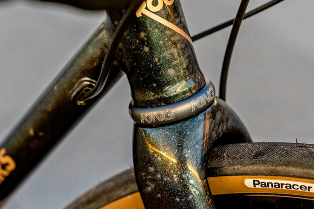 The Bike at the End of the Universe: Gloria's Rogers Bespoke