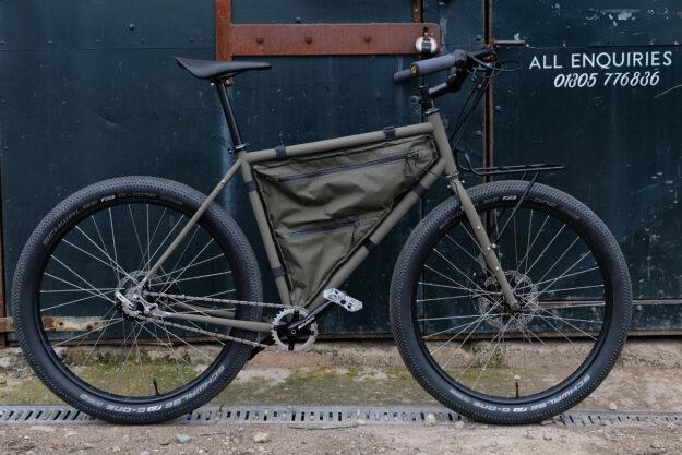 Life In The Green Lane: Sven 650b+ Explorer